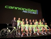 Cannondale Pro Cycling 2013-as csapatbemutató